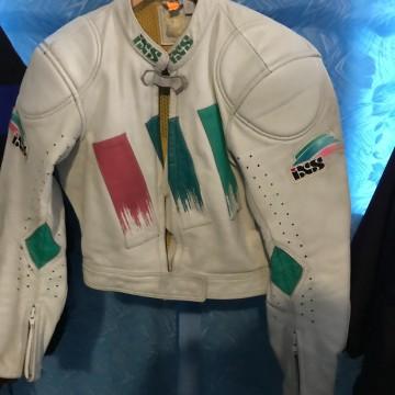 Куртка IXS кожаная  женская