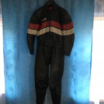 Мотокомбинезон  Dainese раздельный  кожаный