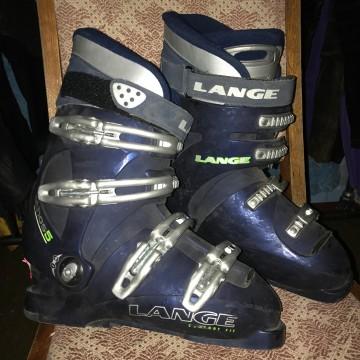 Боты лыжные LANGE