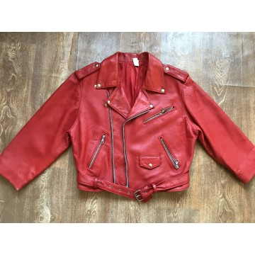 Куртка Vera Pelle женская кожаная