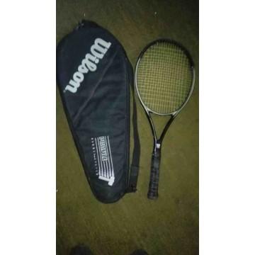 Теннисная ракетка Wilson в оригинальном чехле