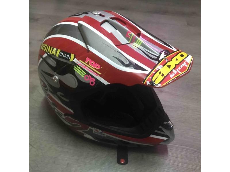 AXO Кроссовый шлем