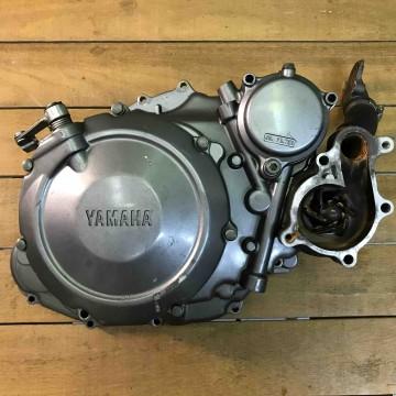 Крышка двигателя Yamaha XT660 Aprilia Raptor MT Minarelli 5VK Сторона сцепления
