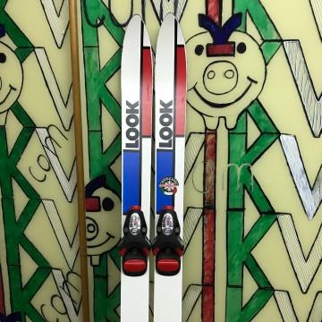 Лыжи детские для снега LOOK 091