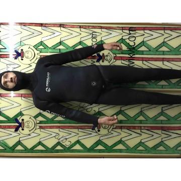 Гидрокостюм для подводной охоты Tigulio 7мм XXL  Гидрокомбинезон для дайвинга снорклинга