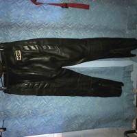 Мотобрюки IXS  кожаные