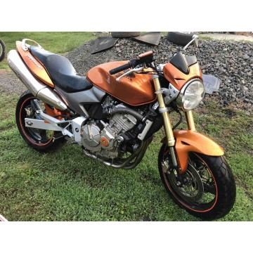 Honda Hornet CB-600