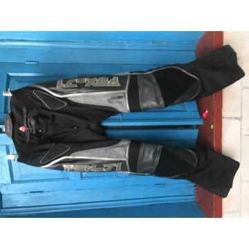 Мотобрюки Hein Gericke PSX-J1 текстильные с кожаными вставками