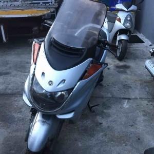 Скутер Yamaha Madjesty 4t