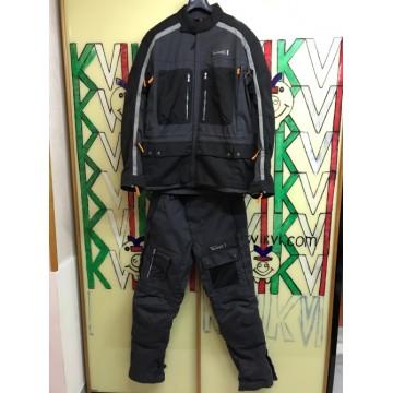 Мотокомбинезон  раздельный текстиль Hein Gericke Tuareg Мотокостюм Экип-Мото