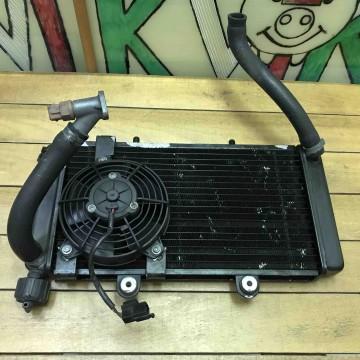 Радиатор на мотоцикол Aprilia Pegaso 650cc