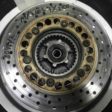 Передний тормозной диск Yamaha Majesty250