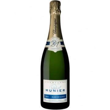 Шампанское  Brut Blanc de Blancs Grand Cru  Benoit Munier - Francia