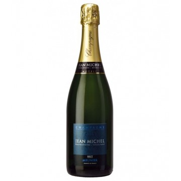 Шампанское Blanc de Meunier Millesime Brut 2012 - Jean Michel