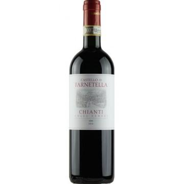 Вино Castello di Farnetella Chianti Colli Senesi 2016